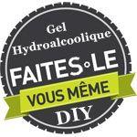 Faîtes vous même votre gel hydroalcoolique