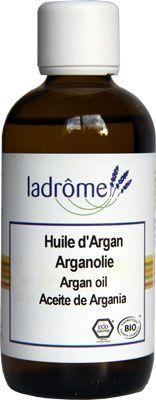 huile végétale d'argan ladrôme