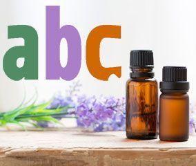 Abécédaire des soins aux huiles essentielles