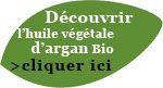 Découvrez l'huile végétale d'argan biologique