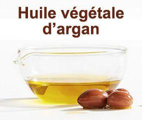 L'huile végétale d'argan bio