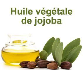 L'huile végétale de Jojoba bio