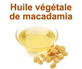 L'huile végétale de Macadamia bio