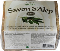 savon alep Direct Nature