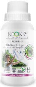 Neokiz, solution innovante anti-moustiques