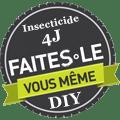 Fabriquez vous même votre insecticide 4J