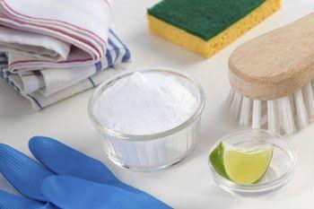 Bicarbonate de soude - Entretien de la maison