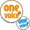 Logo One Voice Bleu