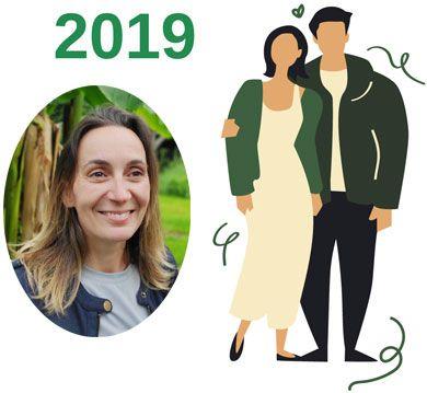 2019, Sophie me rejoins à Penn'Ty Bio