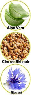 actifs sérum anti-poches hydratant Douce Nature