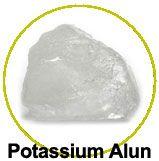 Potassium Alun