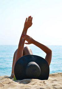 Protégez votre peau après une exposition au soleil