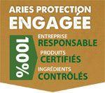 Aries, une marque engagée