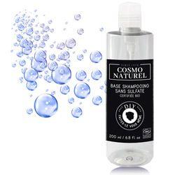 Utiliser la base shampooing Cosmo Naturel et personnalisée là avec des huiles essentielles