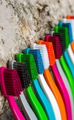BIOBRUSH, gamme de brosses à dents écologiques