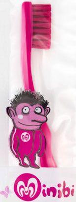Biobrush, brosse à dent écologique pour enfants