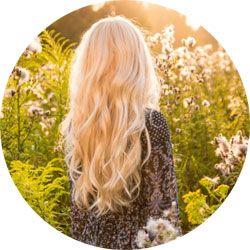 Prendre soin de ses cheveux blonds