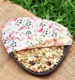 Fabriquer ses emballages alimentaires réutilisables Bee Wrap à base de cire d'abeille