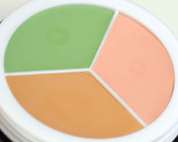 Correcteur de teint 3 couleurs Santé