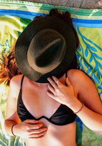 Protégez votre peau des coups de soleil