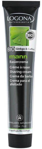 Crème à raser Logona Mann