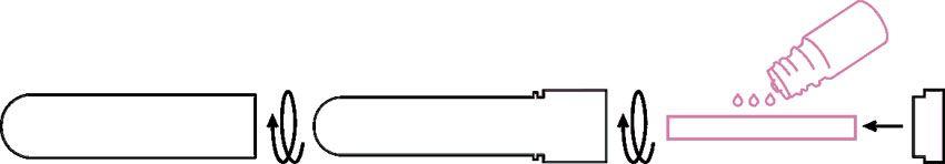 Fonctionnement de l'inhalateur Inalia gris