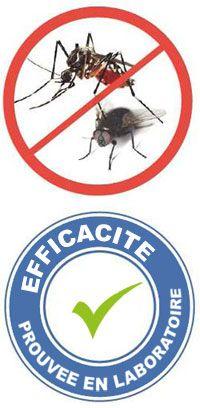 Diffuseur à froid anti-moustiques et anti-mouches