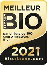 Elu meilleur produit bio 2021