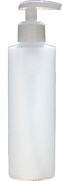 Flacon pompe 200ml pour extraire facilement vos préparations maison