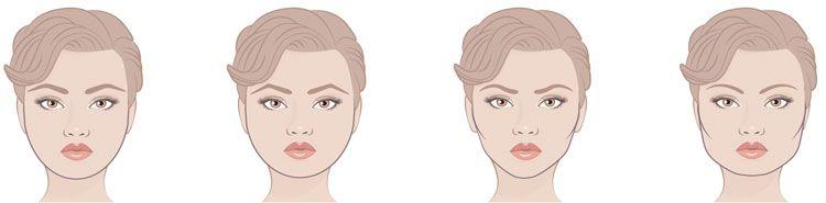 Quelle forme de sourcils pour quelle forme de visage ?
