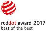 Biobrush, Reddot Award 2017