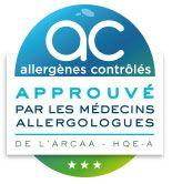 Logo Allergènes Contrôlés de l'ARCAA