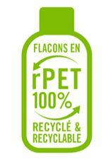 Flacon 100% rPET