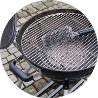 Nettoyer sa grille de barbecue avec le dégraissant Ecodoo
