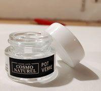 Pot en verre 5 ml pour faire ses cosmétiques maison