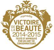 Victoires de la Beauté 2014-2015