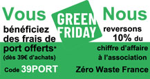 Ensemble pour le Green Friday 2020